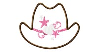 Cowboy Hat HeartNstars