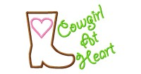 Cowgirl at Heart Boot