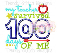 Survived100-TSD